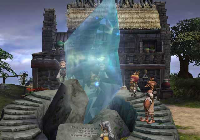 Date de sortie FF Crystal Chronicles