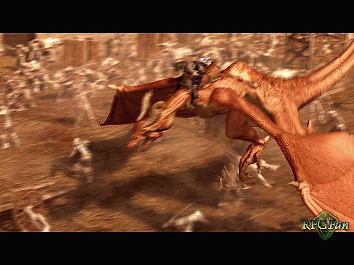 Sortie US de Drag-On Dragoon