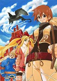 Radiata Stories: Manga