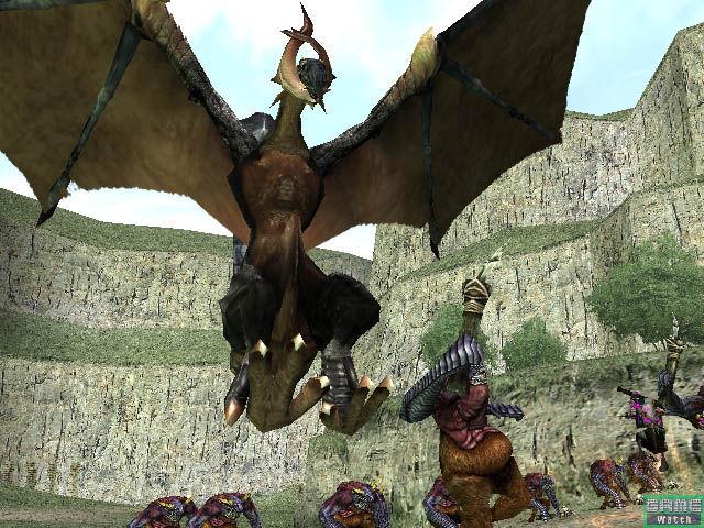 Drakengard 2: Screenshots