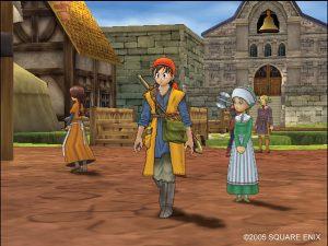 Dragon Quest VIII: Confirmé en Europe