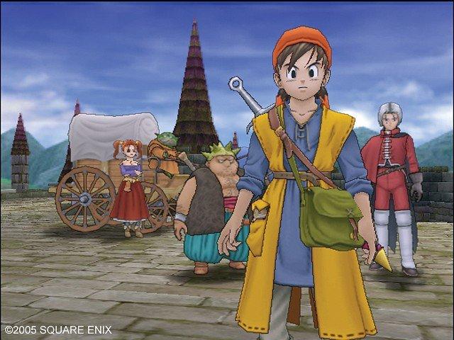 [E3]Dragon Quest 8