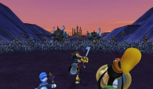 Kingdom Hearts II: Trailer du site
