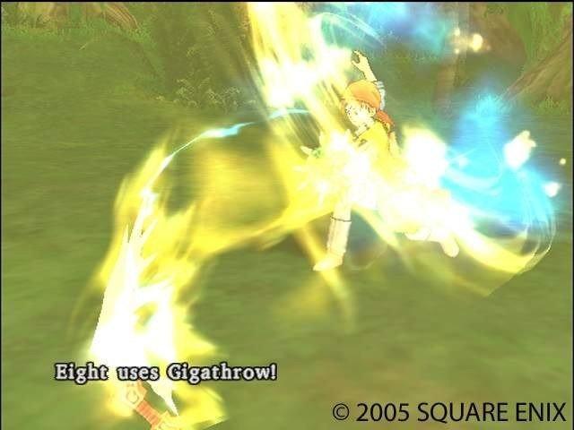 Dragon Quest VIII version US se dévoile!