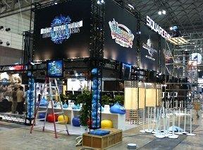 Square-Enix: Stand du TGS 2005