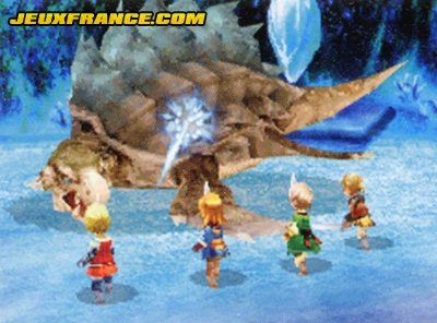 Final Fantasy III: de nouvelles images