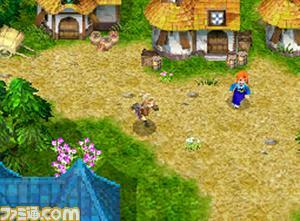 Final Fantasy III: une petite image