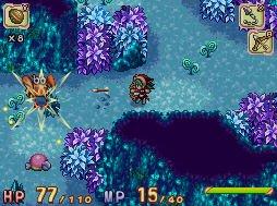 Children of Mana DS: une tonne d'images