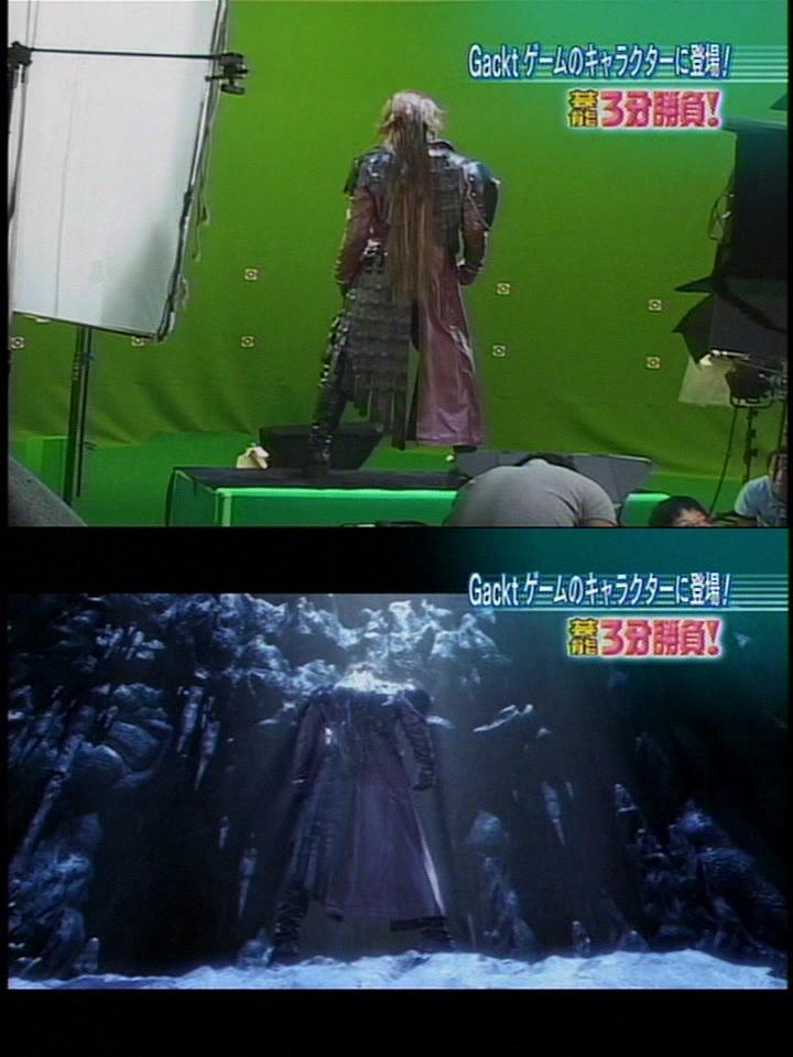 Final Fantasy VII: DoC: Gackt interprete 2 titres
