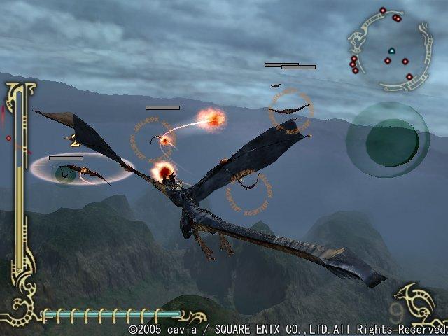 Drakengard 2 aux USA et en Europe pour mars 2006