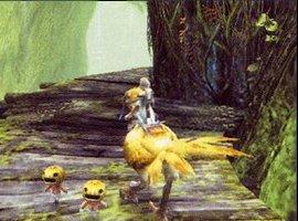 Final Fantasy XII: Chocobos en force.