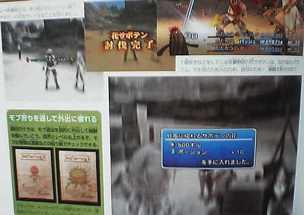 Final Fantasy XII: le License System
