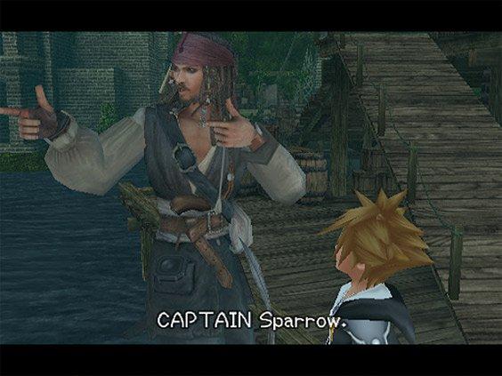 Kingdom Hearts 2: Sephiroth, Hades, Sparrow et les autres