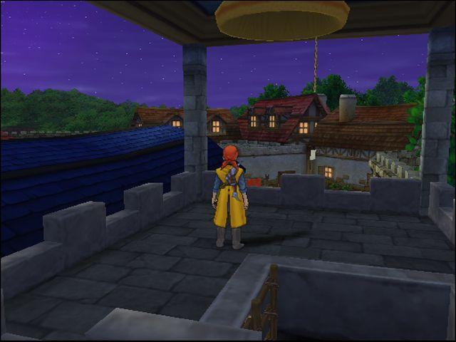 Dragon Quest l'Odyssée du Roi Maudit imagé