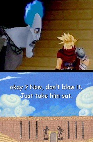 [Poisson d'Avril] Kingdom Hearts DS: premieres images