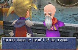 Final Fantasy III: premieres images US