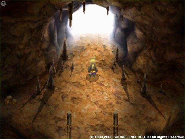 Final Fantasy III: nouvelles images et artworks