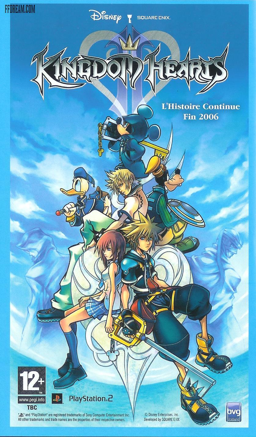 Kingdom Hearts 2: préparez les mouchoirs...