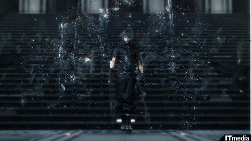 Final Fantasy Versus XIII: Poignée d'images
