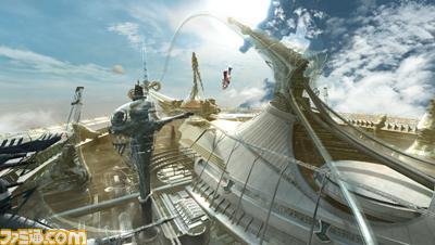FF XIII: Quelques nouvelles images