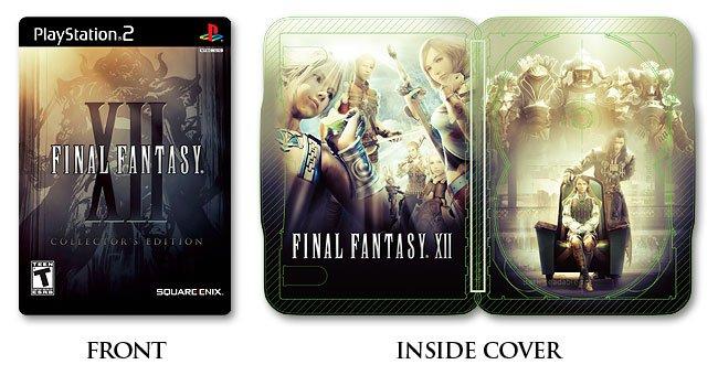 Final Fantasy XII: Présentation de l'édition collector