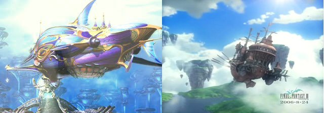 Final Fantasy III: Attention les yeux