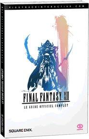 Final Fantasy XII: Un guide officiel sublime