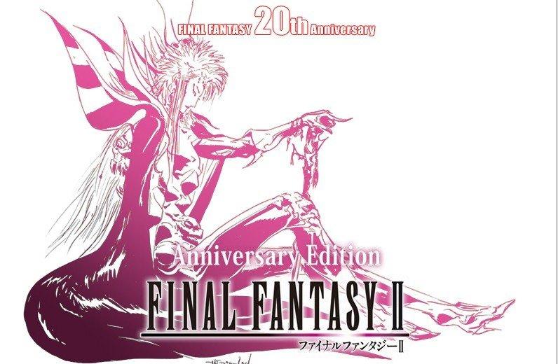 Final Fantasy II: Daté au Japon.