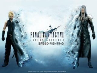 Final Fantasy VII Advent Children : Un projet de fan