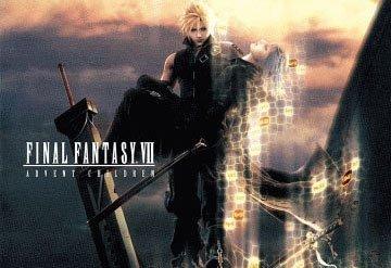 Final Fantasy VII Advent Children a 1an!