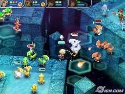 Final Fantasy XII: Revenant Wings: Des images US. [EDIT]