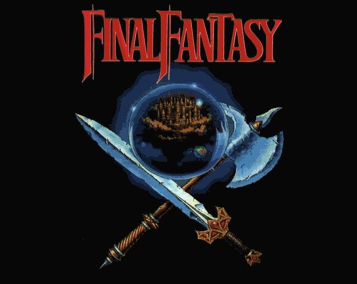 Retrospective Final Fantasy!