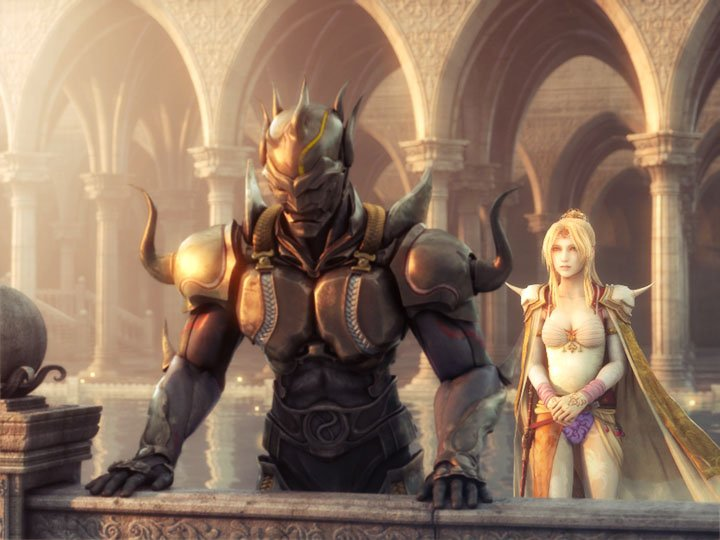 Final Fantasy IV: 3 nouvelles images