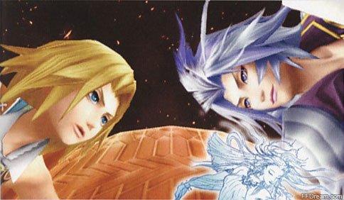 Dissidia -Final Fantasy-: On en sait un peu plus...