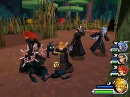 Trois nouvelles images pour Kingdom Hearts: 358/2 Days