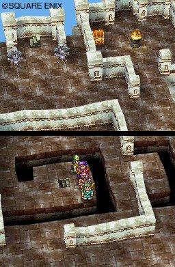 Dragon Quest IV: Quelques screens et une jaquette