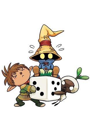 Final Fantasy & Dragon Quest in Itadaki Street DS exporté?