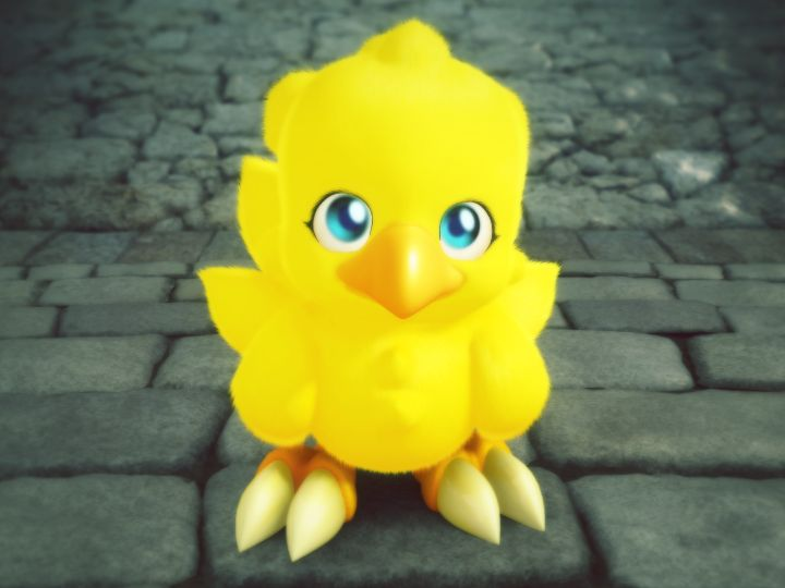 Nouvelles images pour Chocobo's Dungeon