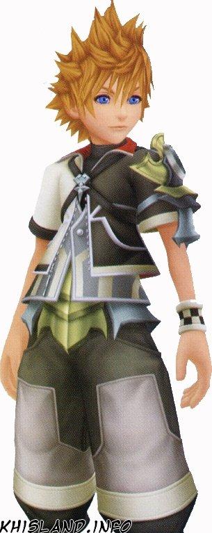 De nouveaux scans des futurs Kingdom Hearts