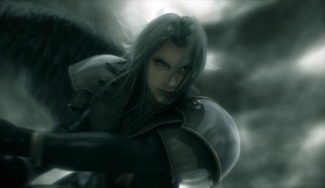 Final Fantasy VII AC: Le 14 Février à la télé