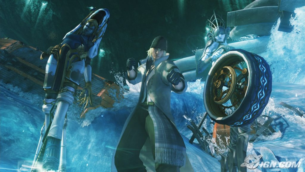 FFXIII > Informations sur les invocations