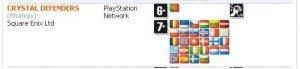 Crystal Defenders arrive enfin sur le PSN européen...