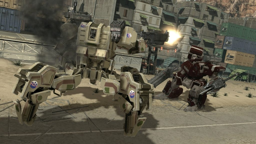 TGS 2009 : Front Mission Evoled, les images in-game