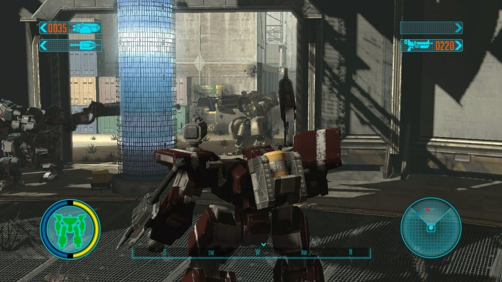 TGS 2009: Front Mission Evoled, les images in-game