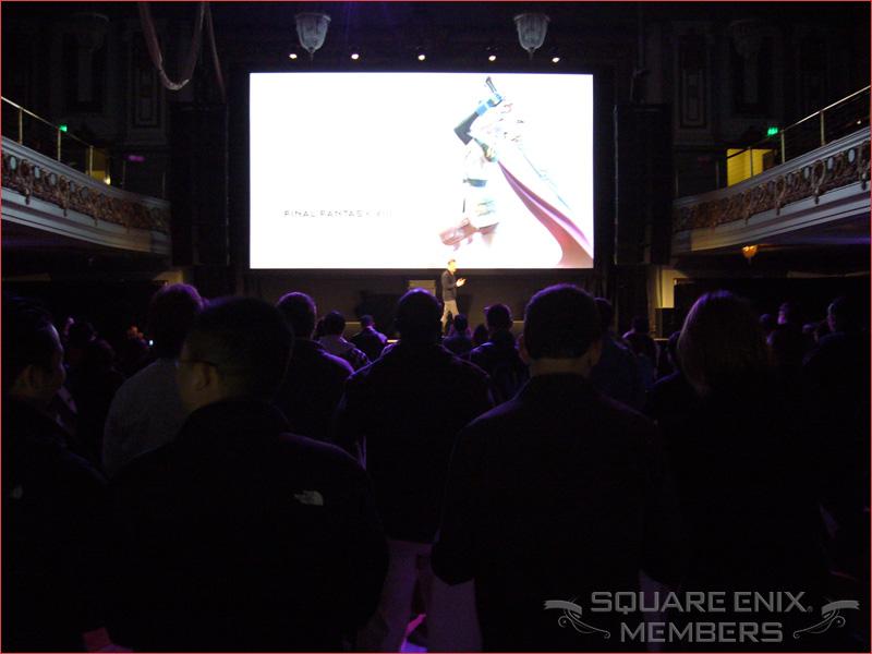 FFXIII: Compte rendu de la soirée de lancement américaine