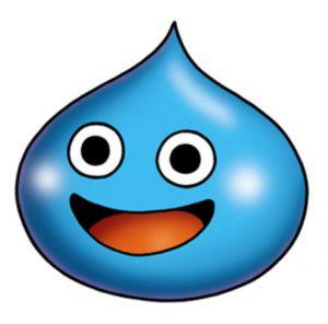 Le slime, mascotte de Dragon Quest, mignon comme tout et grand ambassadeur de la série