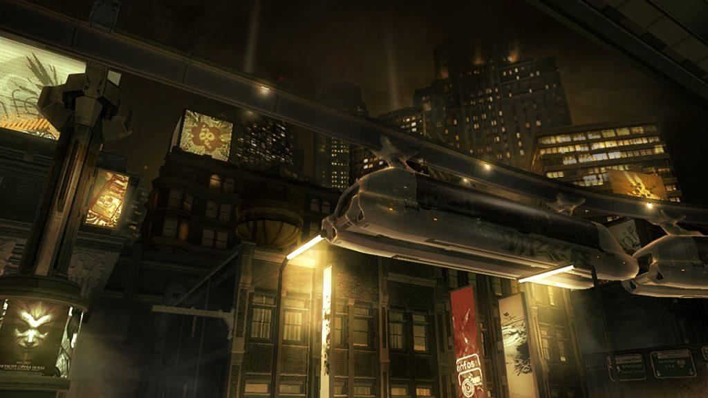 Deus Ex HR: nouvelles images