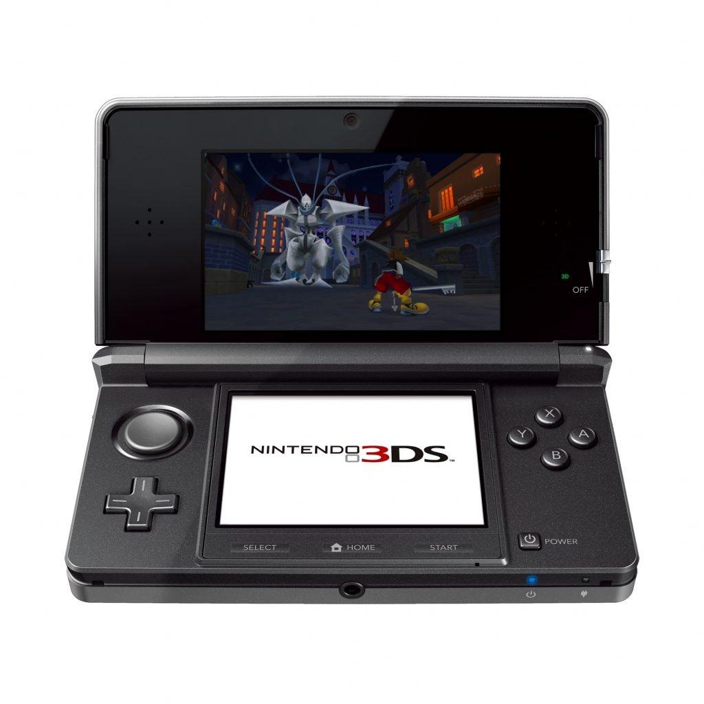 E3: les nouveaux projets 3DS en images