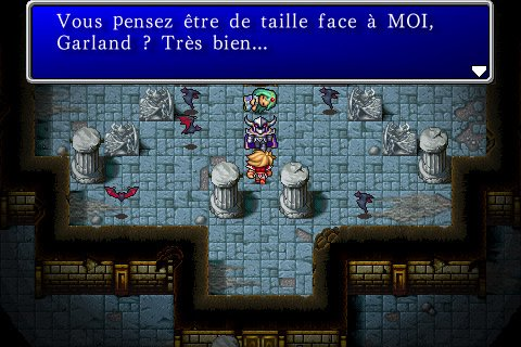 Final Fantasy I & II sur iPhone disponible en français