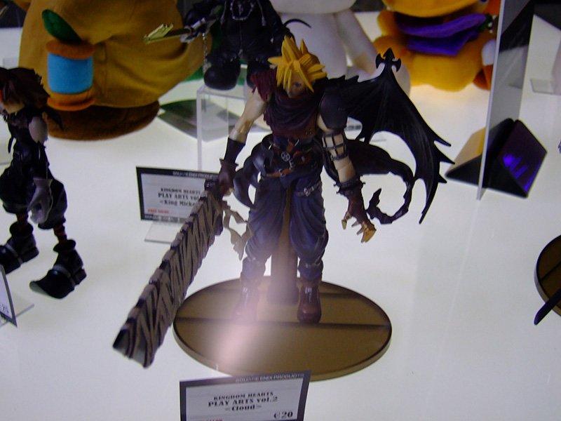 PGW 2010: Goodies et Quizz sur le stand Square-Enix!